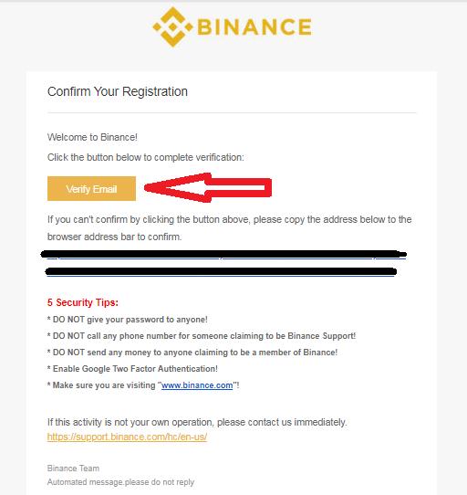 Verificação Como registrar na Melhor careteira de criptomoedas