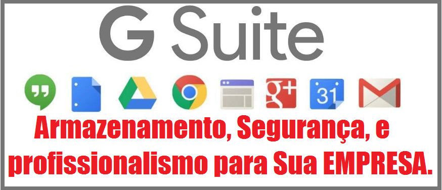 O que é G Suite e para que serve?