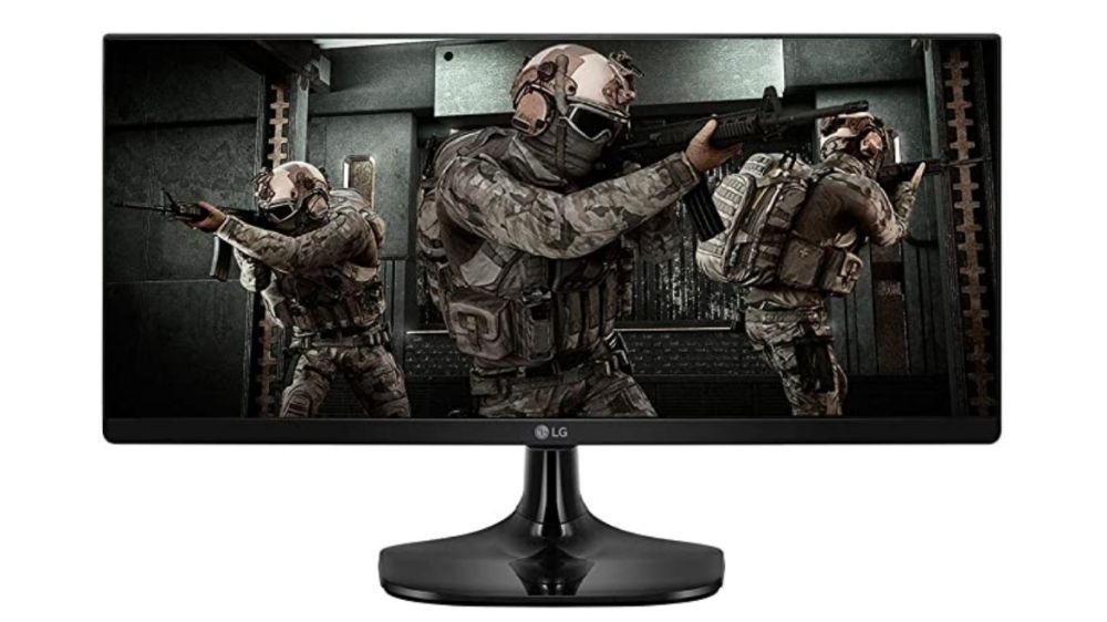 "Monitor LG Gamer UltraWide 25"""