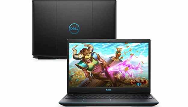 Notebook Gamer Dell G3